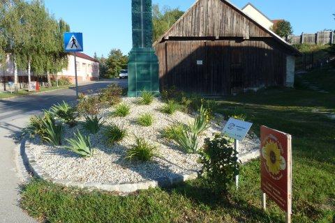 Weinlandsäule in Raggendorf