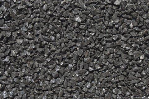 Basaltsplitt schwarz