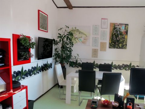 Besprechungsraum im Büro