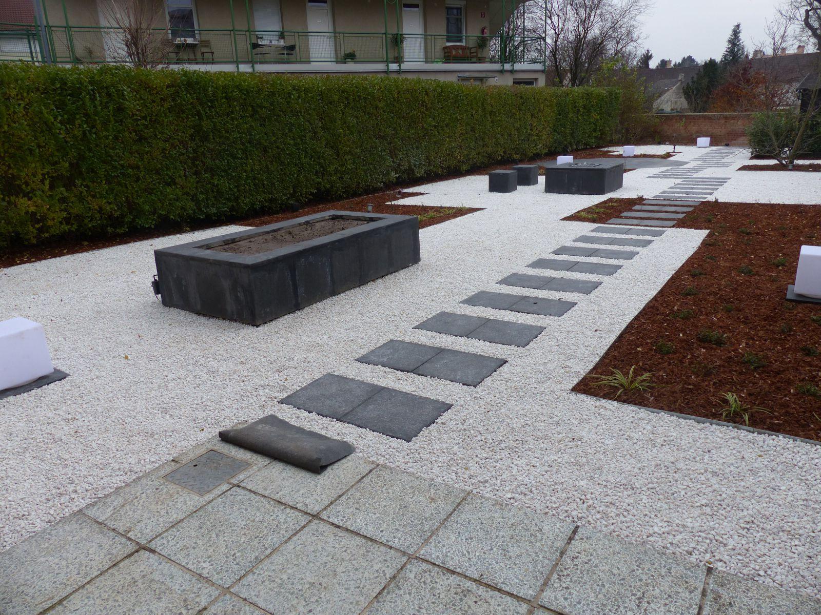 Schön Kiesgarten Fotos Ideen