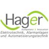 Elektrotechnik HAGER - Alarmanlagen - Automatisierungstechnik